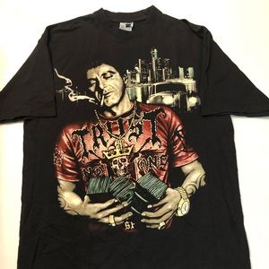 Scarface Character Men's Tee